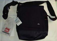 Brand New Quiksilver Small Shoulder / Crossbody Bag BLK.BLACK