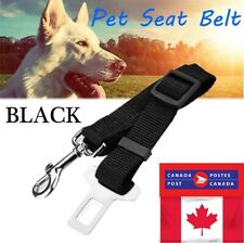 Adjustable Pet Dog Cat Car Seat Belt Lead Clip Safety Protect insert retractable