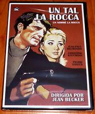 UN TAL LA ROCCA / UN NOMME LA ROCCA - Français Español DVD R2 Precintada