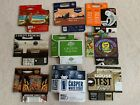 Lot of 9 Different Six 6 Pack Craft Beer Cardboard Cartons Holders Carriers