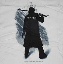 New listing Xl * Nos vtg 2001 Versus japan zombie movie promo t shirt