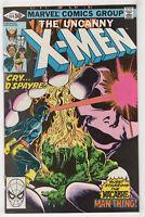 Uncanny X-Men #144 1981 [Man-Thing, D'Spayre] Chris Claremont Brent Anderson cXv