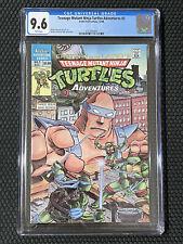 Teenage Mutant Ninja Turtles Adventures #3 CGC 9.6