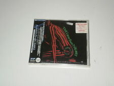 A TRIBE CALLED QUEST - THE LOW END THEORY - RARE JAPAN CD 1999 W/OBI AVEX  NEW!