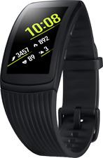 Samsung Gear FIT 2 Pro SM-R365 Schwarz (Gr.L) WLAN Tizen Fitnesstracking NEU OVP