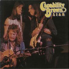 capability brown - liar  ( USA )  digipak edition CD