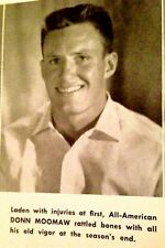 """1952 UCLA YEARBOOK """"Southern Campus"""" ~ sports!"""