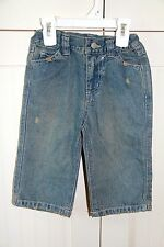 PUMPKIN PATCH Toddler Boys NEW Size 6-12 Months Distressed Blue Jeans Pants