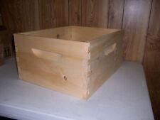 Bee Keeping 10-Frame Deep Brood w/ Frames and Wax Foundation (BZ89/Z10)