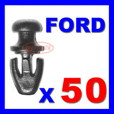 50 FORD MONDEO MK2 MK3 MK4 DOOR SEAL SILL SEALING STRIP CLIPS LOWER WEATHERSTRIP