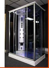 Two person Steam Shower Enclosure,Massage,AromatherapyTermostet.6 Year Warranty