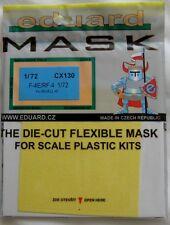 Eduard 1/72 CX130 Canopy Mask for the Revell F-4E/RF-4E Phantom II Kit