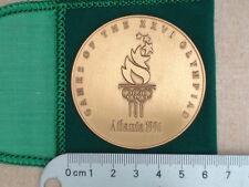 1996 Atlanta Olympics Athlete Participation medal