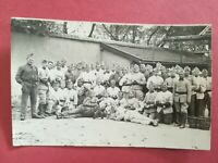 CPA - PHOTO WW1 14-18 - N°8 Groupe soldats