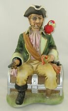 """New ListingMelody In Motion Sailor & Parrot """"Salty & Pepper"""" / With Original Box"""