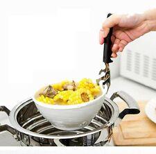 Scald Heat Proof Plate Bowl Kitchen Helper Clamp Clip Tong Bottle Opener kitchen