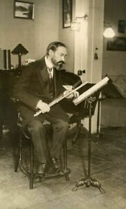 FRENCH FLUTIST GEORGES BARRERE (1876-1944) CD