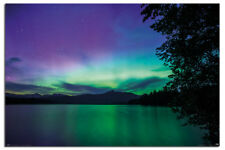 BBC Earth Northern Lights Poster New - Maxi Size 36 x 24 Inch