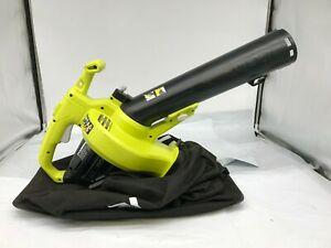 Ryobi RY40405 40V Leaf Vacuum Mulcher Handheld Cordless Adjustable Speed, F, M