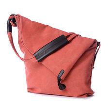 Neu Damen Handtasche Messenger Segeltuch Taschen Umhängetaschen Cross Body Bag
