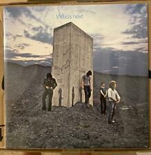 The WHO WHO'S NEXT Vinyl 3 LP EU Import Issue WON'T GET FOOLED AGAIN Deluxe MINT