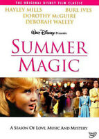 Summer Magic (1963 Hayley Mills) DVD NEW