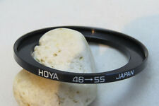 Hoya 46mm-55mm Step Up Ring - Very Rare + Free UK Postage (1)