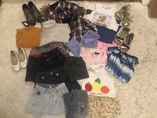 Lote de ropa 17 Piezas , 4 Zapatos