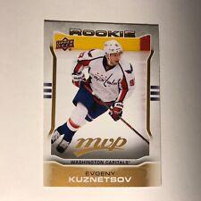 2014-15 Upper Deck MVP Evgeny Kuznetsov SP RC