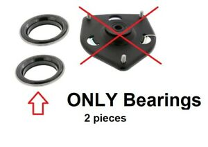 Front Shock Absorber Strut Top Mount Bearings Fits Mini One Cooper R50 R53 2001-