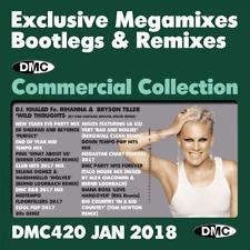 DMC Commercial Collection 420 Club Hits Remixes & Megamixes DJ Double Music CD