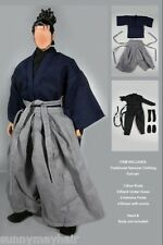 "1/6th Male Japanese Samurai Suit Fit For 12"" Action Figure Toys New"