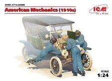 ICM Models 1/24 American Female Mechanics 1910s (3) ICM24009