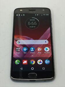 Motorola Moto Z2 Play Smartphone XT1710-02 32GB Lunar Gray Verizon Grade A