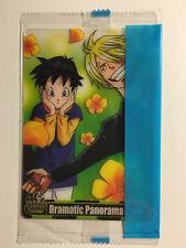 Dragon Ball X One Piece Morinaga Wafer Card 40th Weekly 24 Neuf