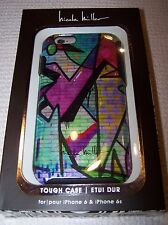 Nicole Miller ARROW MURAL Hardshell Case for iPhone 6/6s Shimmer Finish - NWT