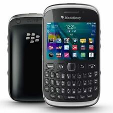 New BlackBerry Curve 9320 Black Unlocked Smartphone Mobile Phone - 12M Warranty