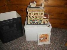Dept 56 Studio 1200 Second Ave Christmas in City 25th Anniversary Event Signed