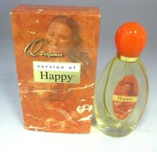 Q Perfumes Version of HAPPY Women's Perfume 3.4 oz New in Box