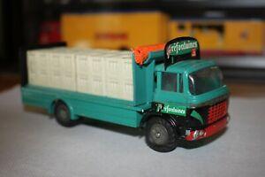 JRD camion BERLIET GAK plateau brasseur KRONEMBOURG 1/43 ? 1/50  CIJ
