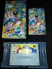 ⭐ BOMBERMAN 5 NINTENDO SUPER FAMICOM SFC SNES JAPAN JAP NTSC-J 🎌⭐