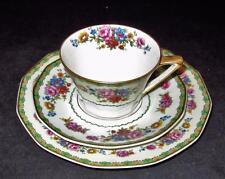 Limoges, GDA  1901-1941, Jordan Marsh Co., CH Haviland, 3 pc Cake Set, LOT OF 6