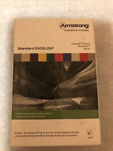 armstrong commercial flooring color sample box 102 PCs (color)