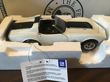 Franklin Mint 1969 Chevrolet Corvette Coupe ZL-1 427 '69 STINGRAY LIMITED 5000
