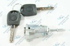 VW Golf 4 Mk4 VW Bora 1997-06 New Front Right Driver Door Lock Barrel & 2 Keys