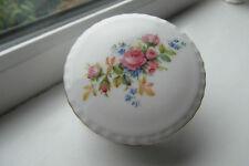 Royal Albert Moss Rose Trinket Dish 1st Quality Bone China Pink Roses