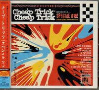 Cheap Trick ‎Special One JAPAN CD with OBI 1 Bonus Track VICP-62179