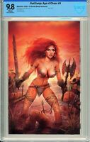 Red Sonja: Age of Chaos #6 CE Szerdy / Saviuk Virgin Exclusive - CBCS 9.8!