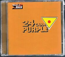DEEP PURPLE  24 CATAT PURPLE  CD SIGILLATO!!!