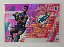 2017 PANINI UNPARALLELED FOOTBALL PINK ISAIAH FORD DOLPHINS ROOKIE #'d/299 C7